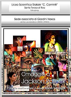 Omaggio a Jackson Pollock